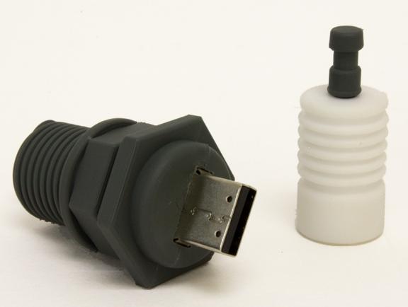 Kraft Power Custom Shaped USB Drive