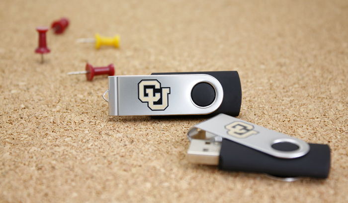 University of Colorado Flash Drives!