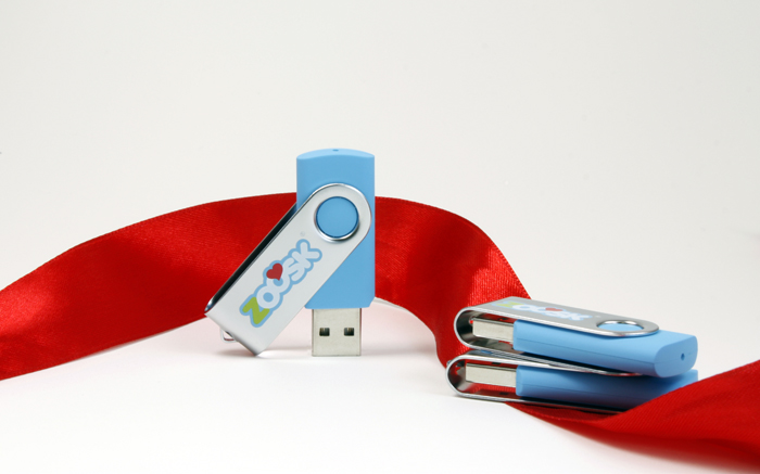 Zoosk USB Flash Drives