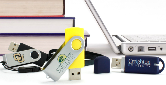 College USB Drives