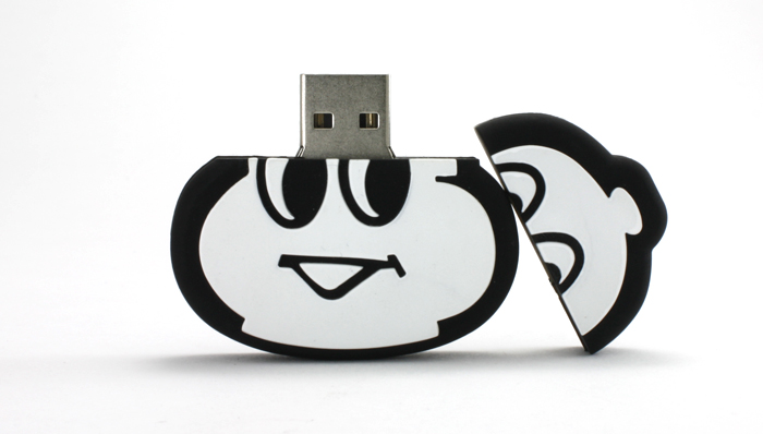 Custom Shaped Flash Drive