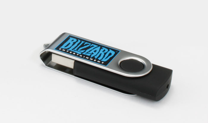 Blizzard's Custom USB